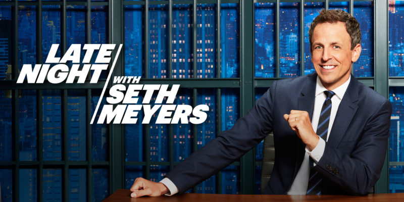 Walton to Appear on 'Late Night with Seth Meyers' Next Week!