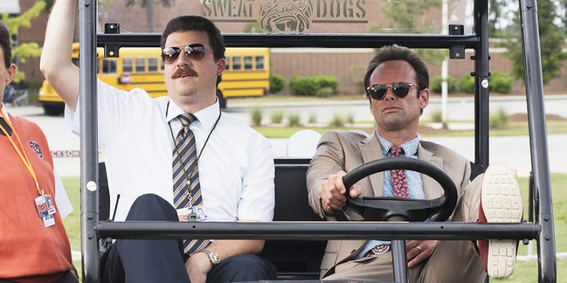 Walton Goggins Pushes Back At Critics & Talks Season 2 Of 'Vice Principals'