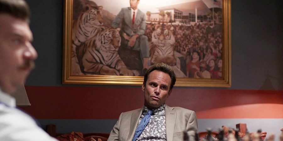 Vice Principals: 2×03 'The King' Captures