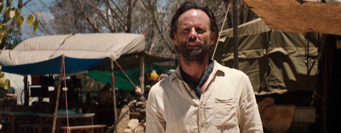IGN: Walton Goggins Explains 'Tomb Raider' Villain's Motives