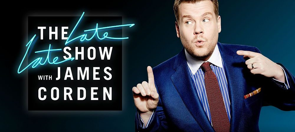 Walton to appear on The Late Late Show with James Corden March 12th!