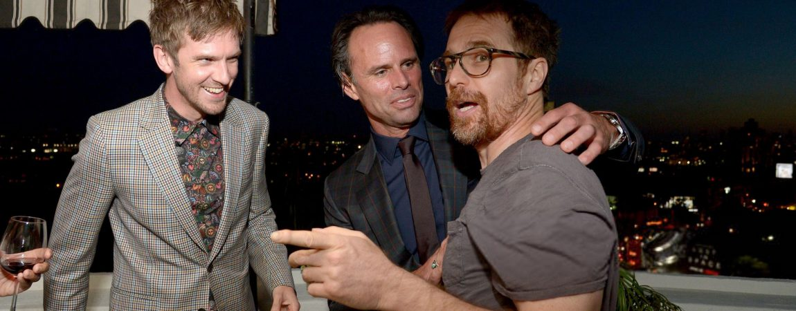 Photos: Paul Smith's intimate dinner with Gary Oldman at the Chateau Marmont Penthouse