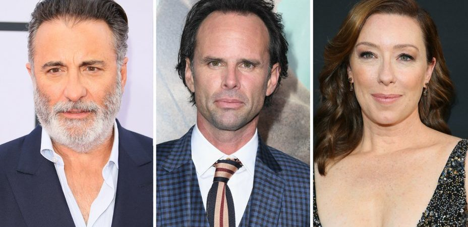 Andy Garcia, Walton Goggins Join 'Words on Bathroom Walls'
